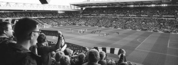 Stadion, Fußball. Champions League, Begeisterung, Team, Führung