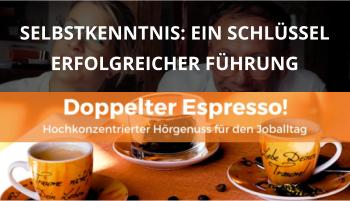 11Cover Doppelter Espresso Folge 18, Selbstreflexion, Führung