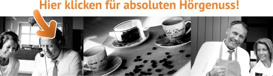 doppelter espresso podcast collage