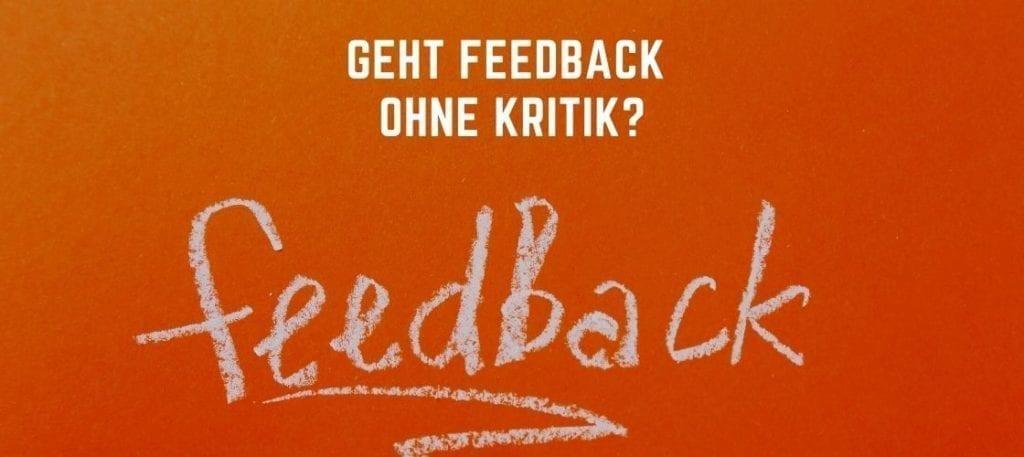 feedback geben, kritik, begeisterungsland
