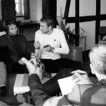 Menschen im Meeting, Besprechung