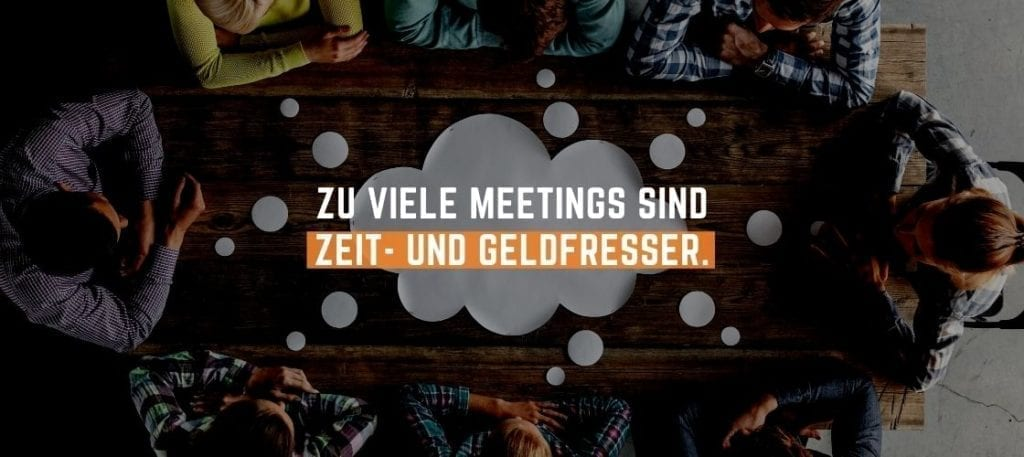 meetings, besprechungen leiten und moderieren