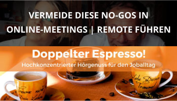 doppelter espresso cover no-gos in online-meetings