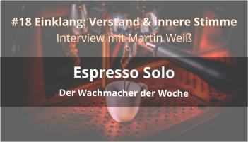 innere Stimme, Martin Weiß, Podcast
