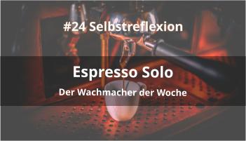 11Espresso Solo Cover Folge 24 Selbstreflexion