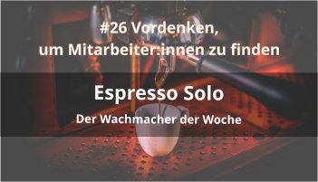 11Espresso Solo Cover Folge 26